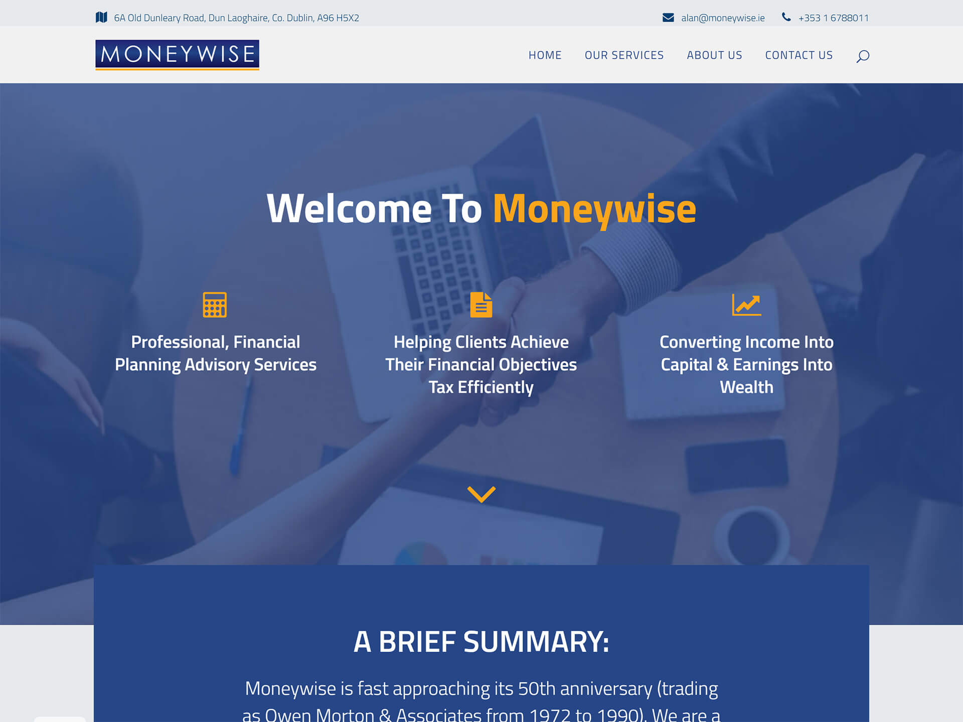 Moneywise Financial Planning Advisory Service